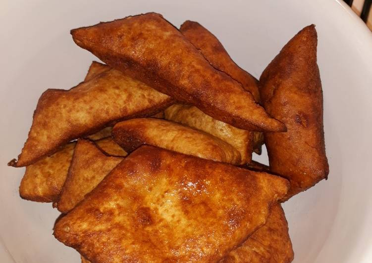 Recipe of Quick Fried Bread