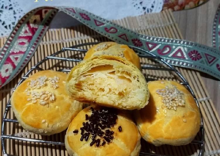 48.2020.Pasta Keju (Isian Pia Roti Bakpao)