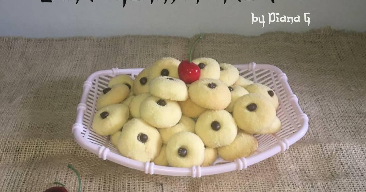 161 Resep Kue Kering Monde Susu Enak Dan Sederhana Ala Rumahan Cookpad