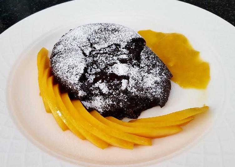 Simple Way to Prepare Perfect Chocolate lava cake