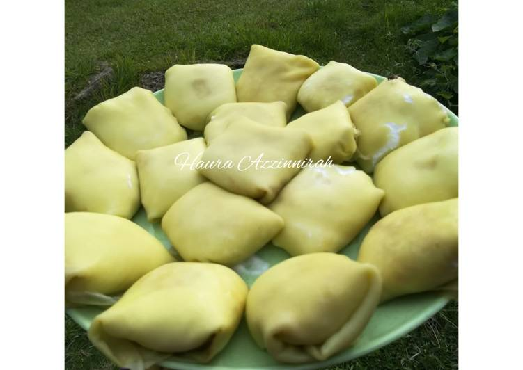 Durian Crepe Gluten Free