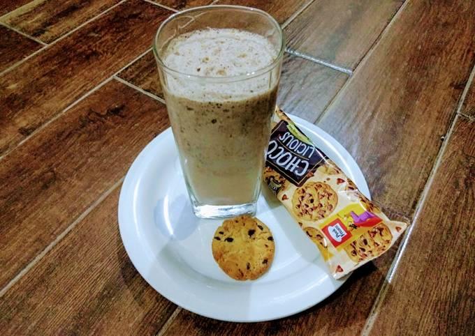 Chocolicious Milkshake