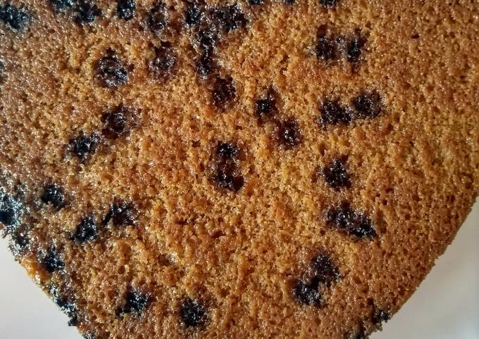 Eggless Thums Up cake