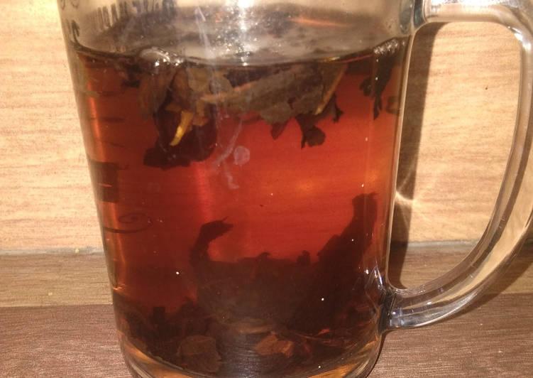 Jasmine Vanilla Powder Tea
