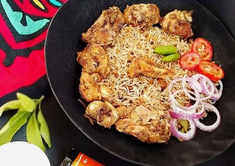 Beginners Guide To Concoct Yummy BBQ chicken mandi