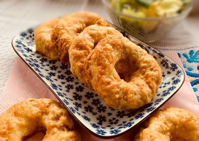 Donuts di Pollo e Avena