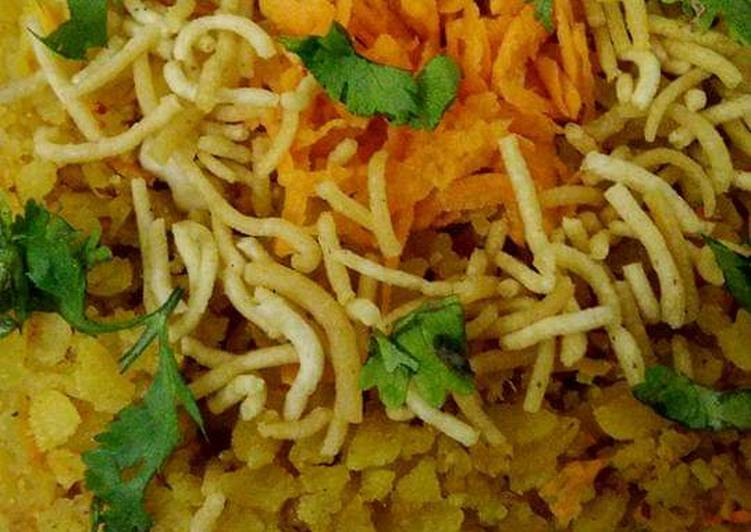 Carrot Poha - Laurie G Edwards