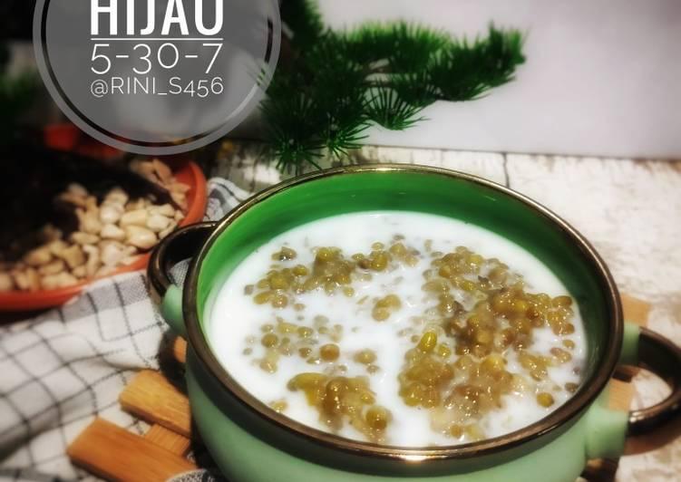 Bubur Kacang Hijau 5-30-7