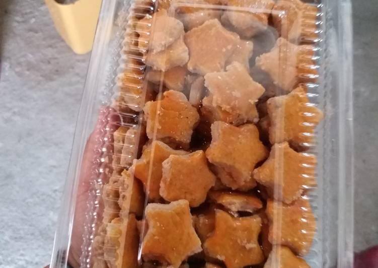 Kue Kacang Jadul Anti Gagal