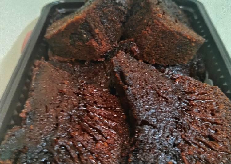 cara memasak Bolu Karamel - Sajian Dapur Bunda