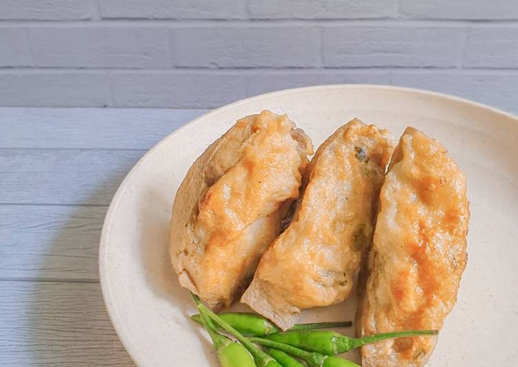 Tahu Bakso Ayam