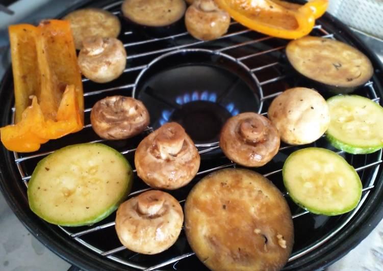 рецепт гриль сковорода