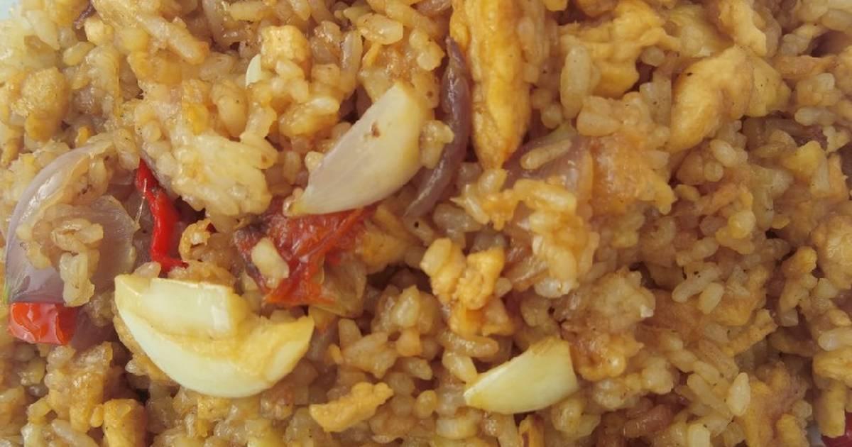 Resep Nasi Goreng Sosis Pedas Oleh Leha Al Aziz Naimullah Cookpad