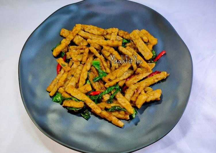 Terkuak Tumis Tempe Kecap Resep Diet Praktis Resep Masakanku
