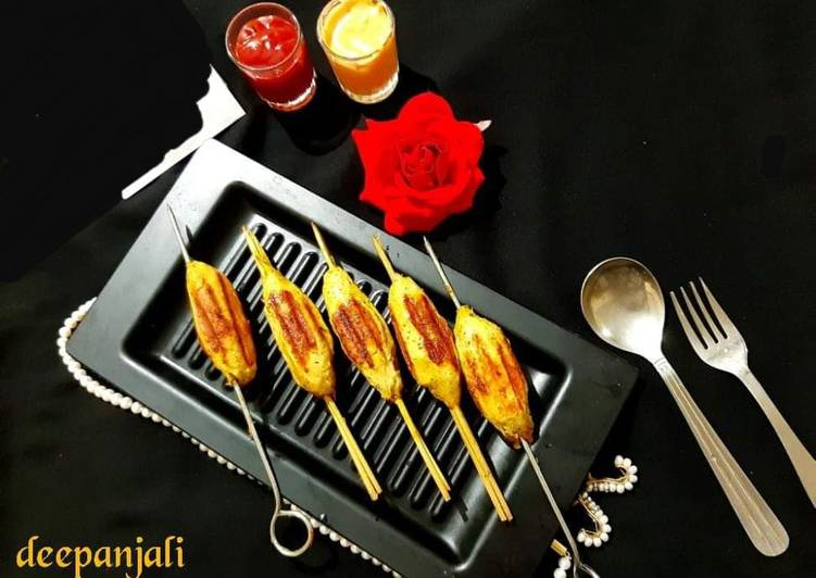 What is Dinner Easy Royal Chicken Seekh Kababs