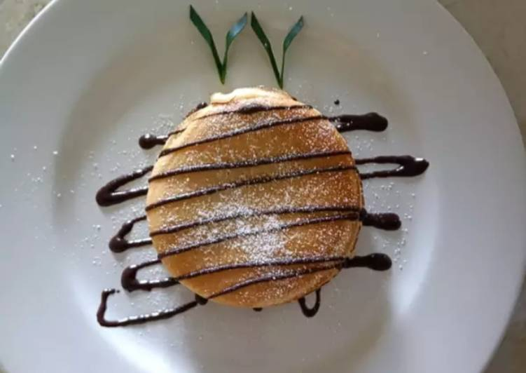 Pancake rasa sayange