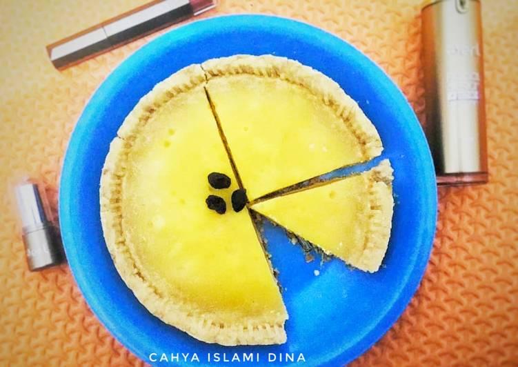 Resep Pie susu teflon ekonomis/kue lontar papua Top