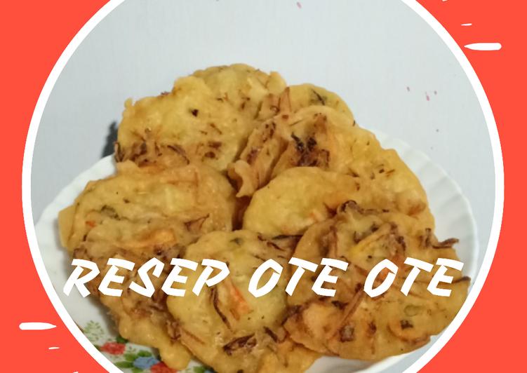 Resep Ote - Ote