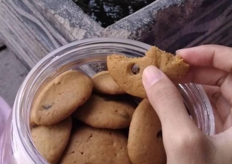 Resep Cookies [ takaran sendok ] yang Sempurna