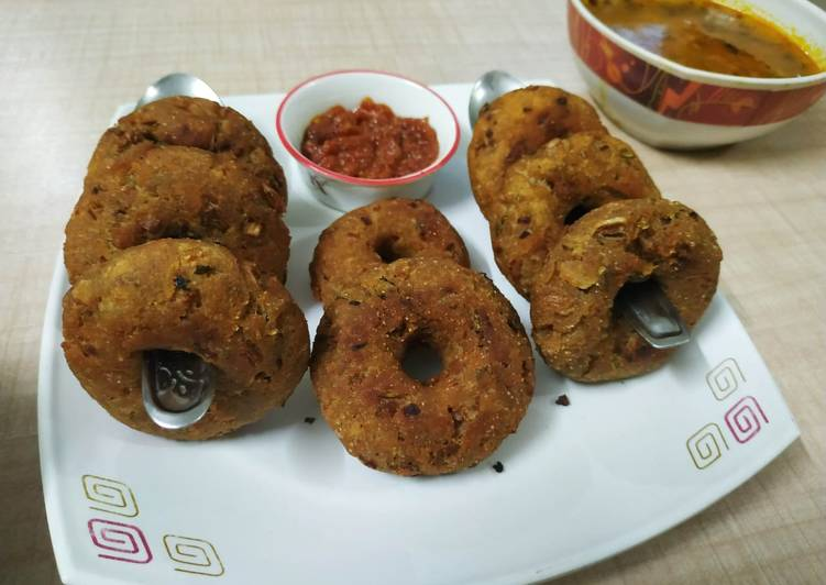 Step-by-Step Guide to Make Any-night-of-the-week Bread Onion Menduwada