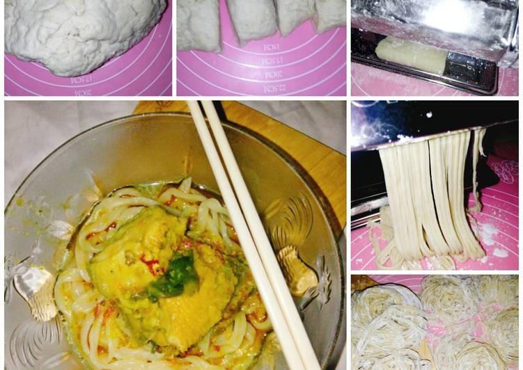 #Mie homemade simpel no ulen>egless