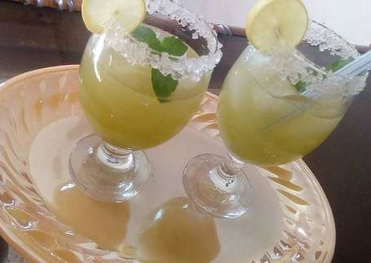 Easiest Way to Prepare Yummy Mint Margarita