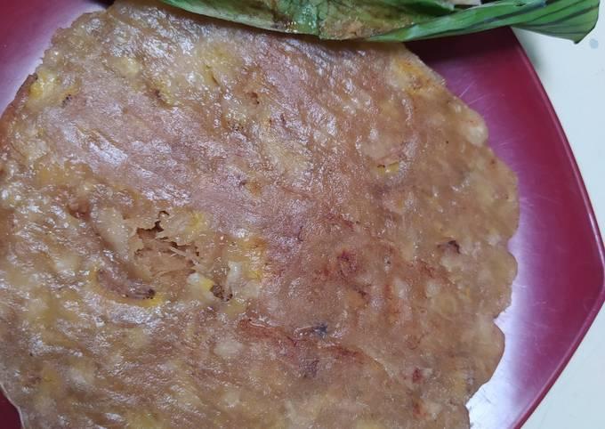 Lompong sagu (khas Sumatera Barat)