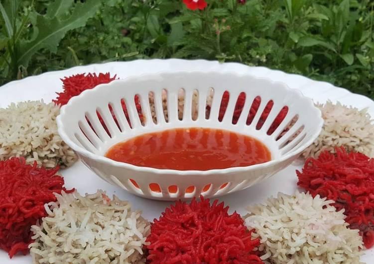 Spicy Chicken Flower🌹Dumplings