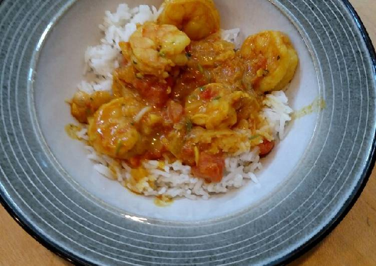 Krazy Kurland Coconut Shrimp Curry Finding Healthy Fast Food