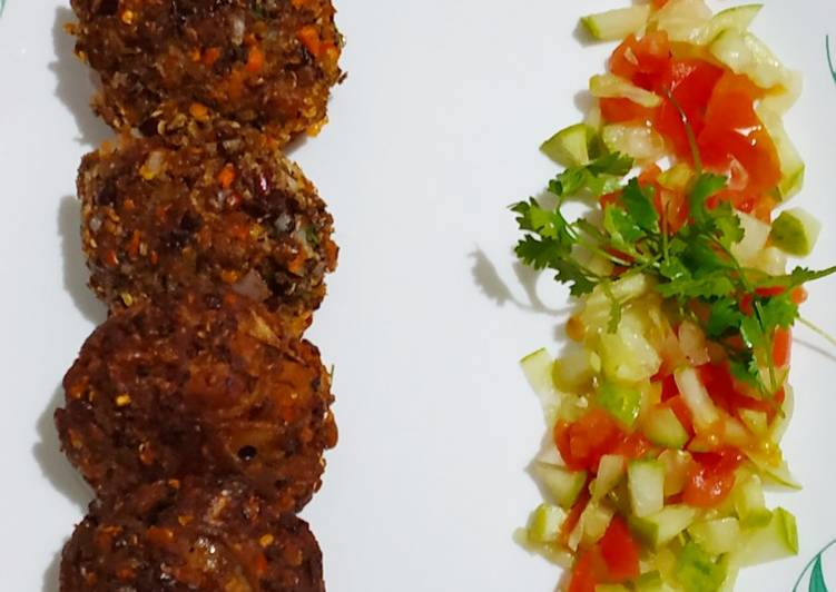 Recipe of Ultimate HorsegramKebab