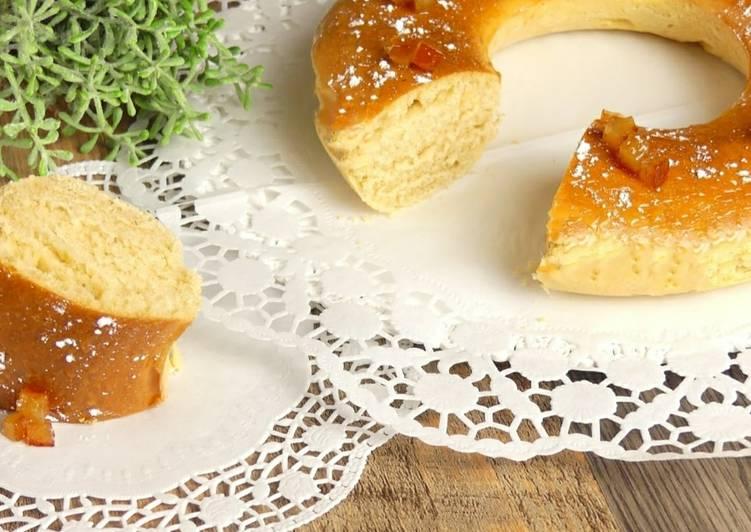 Recette Parfait Gâteau des rois