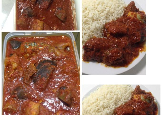 Tomatoes stew