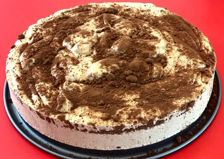 Recipe of Perfect Parfait au chocolat parfait 😊🇫🇷