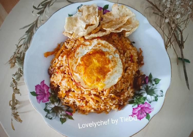 Nasi Goreng Kampung Ayam Suwir