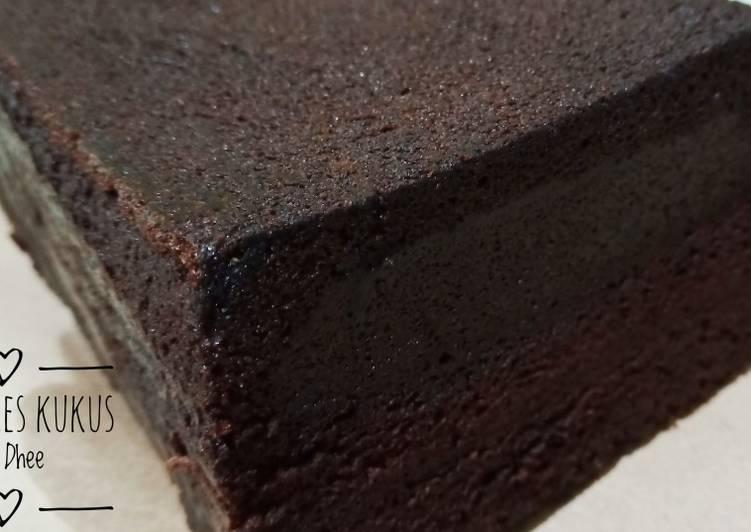 Brownies Kukus (resep Ny.Liem)