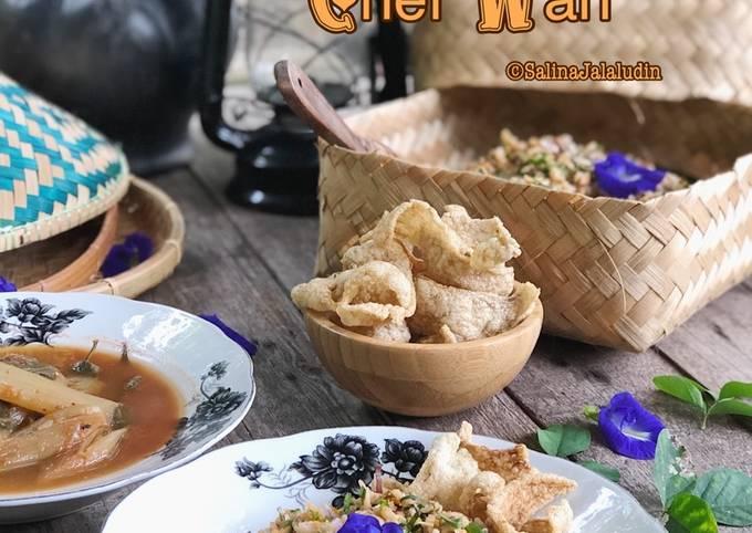 Nasi Ulam Diraja Chef Wan