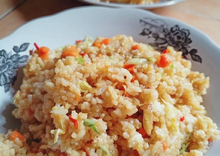 Nasi Goreng Kecap Inggris
