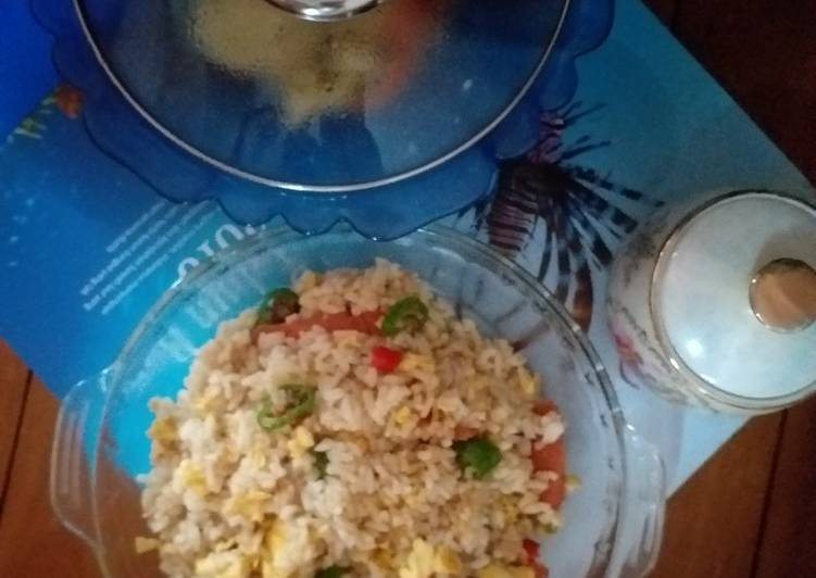 Nasi Goreng 3S (Sederhana Simple Sedaaap)