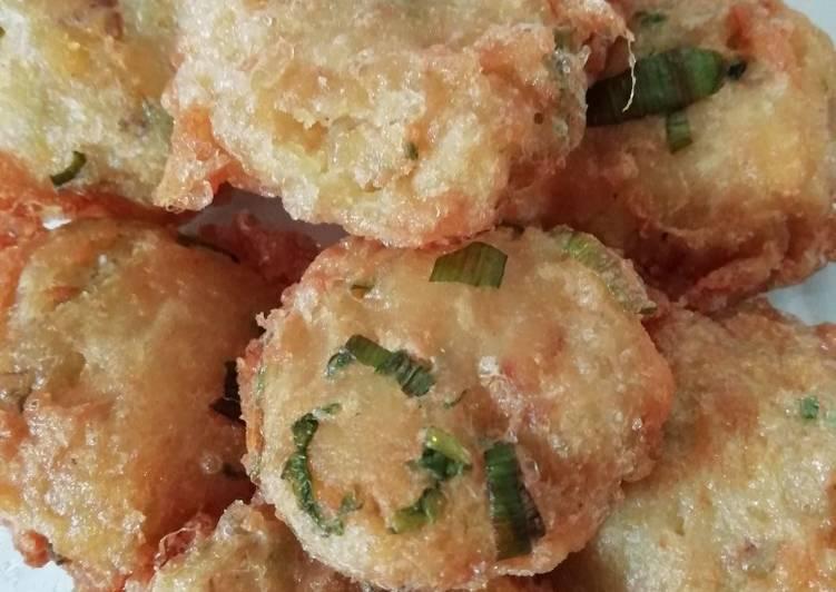 Cara Memasak Prekedel kentang ekonomis untuk dijual