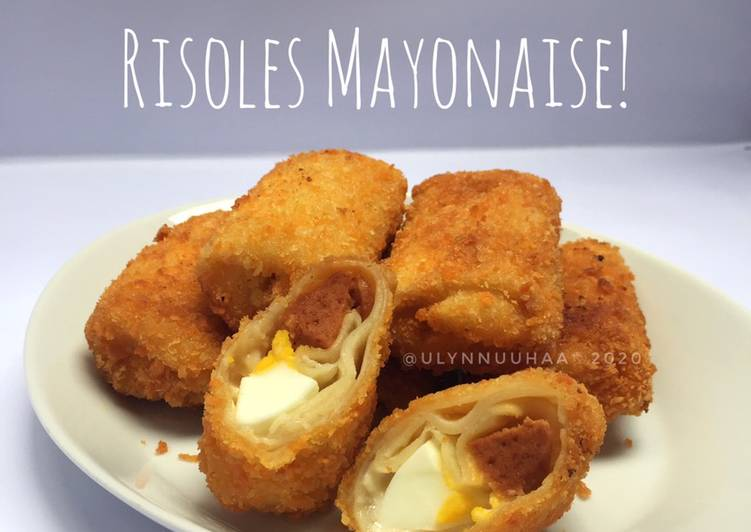 Risoles Mayonaise!