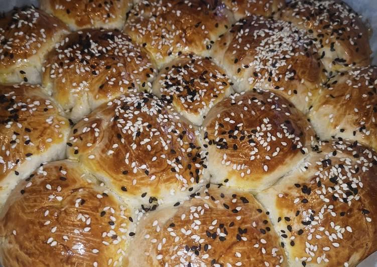 Marguerite de petits pains