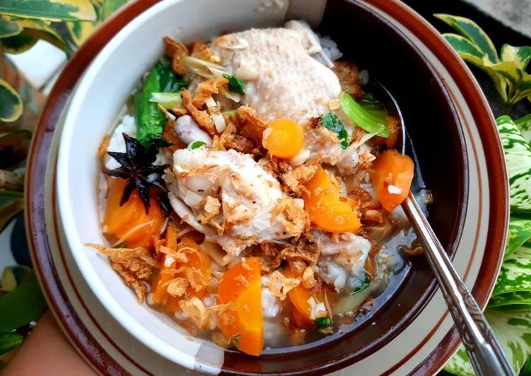Sop Ayam Seger Rempah seger banget 😅