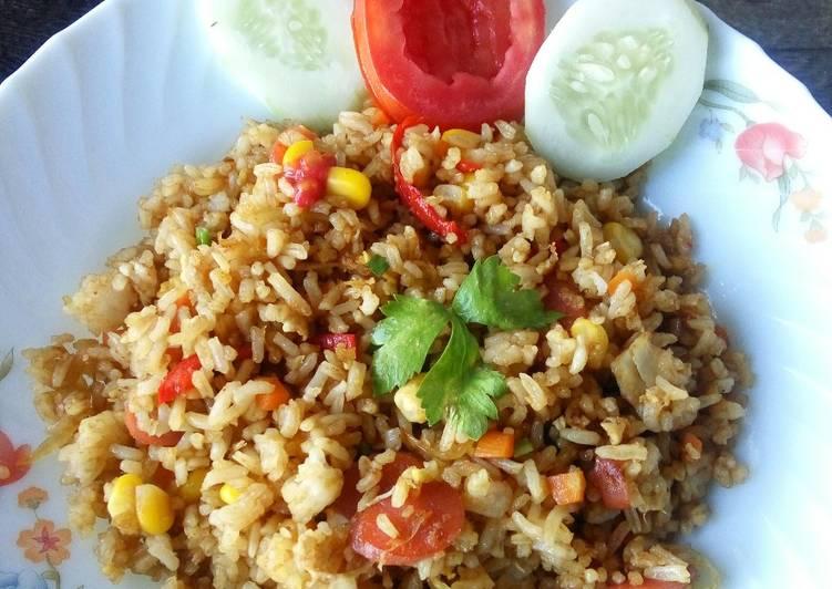 Cara Gampang Menyiapkan Nasi Goreng ala Restoran yang Bikin Ngiler