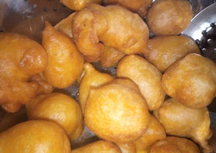 10 Minute Easiest Way to Make Love Puff puff