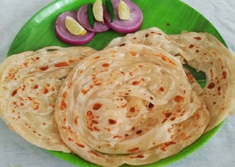 The Best Dinner Ideas Vegan Malabar Parotta