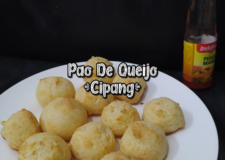 Pao De Queijo (Cipang)