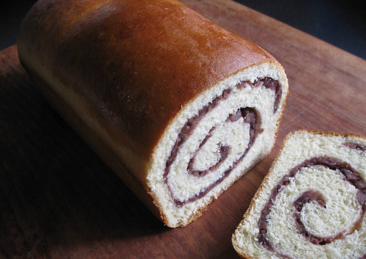 How to Make Top-Rated Sweet Azuki Swirl Loaf