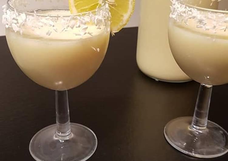 recette Pina colada délicieux