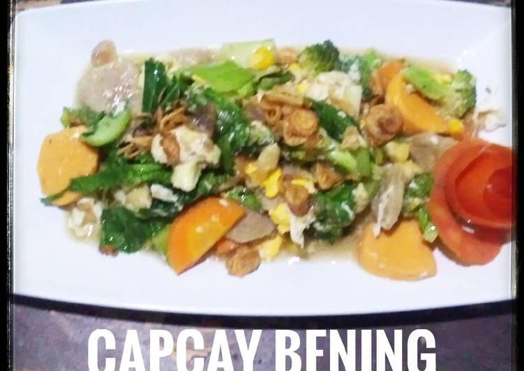Capcay Bening