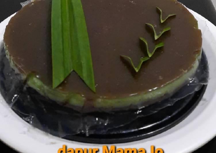 Bagaimana Caranya Mempersiapkan Lezat Kue Pepe Sagu 🥰/kue Lapis
